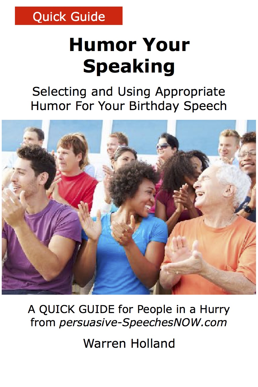 Buy The Easily Select And Use Appropriate Birthday Humor Quick Guide Now