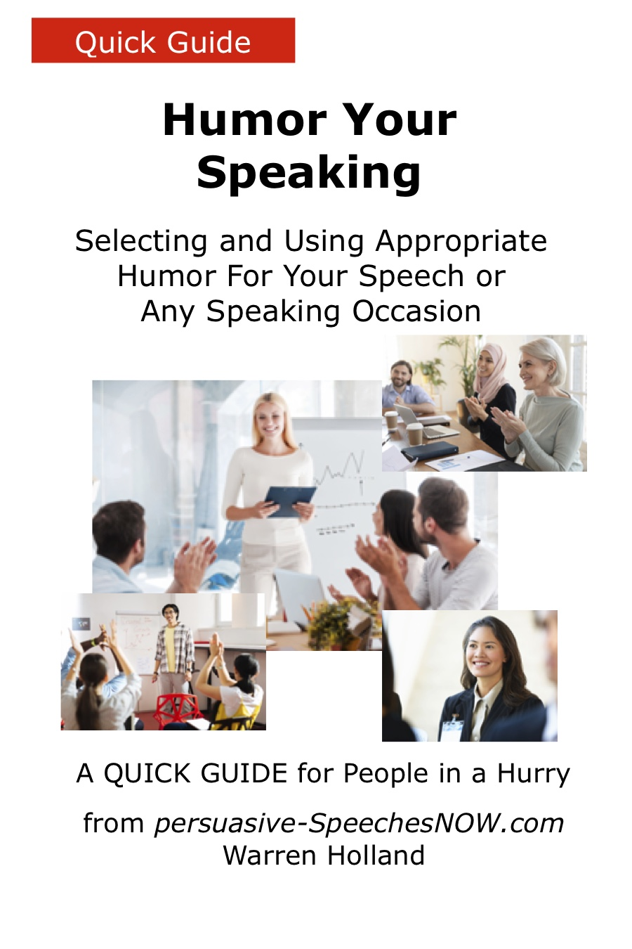 Humor Your Speaking at persuasive-SpeechesNow.com
